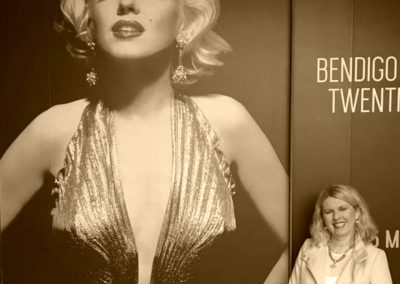 Gorgeous Marilyn Monroe Exhibition