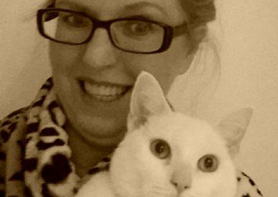My precious adopted Fur Baby!